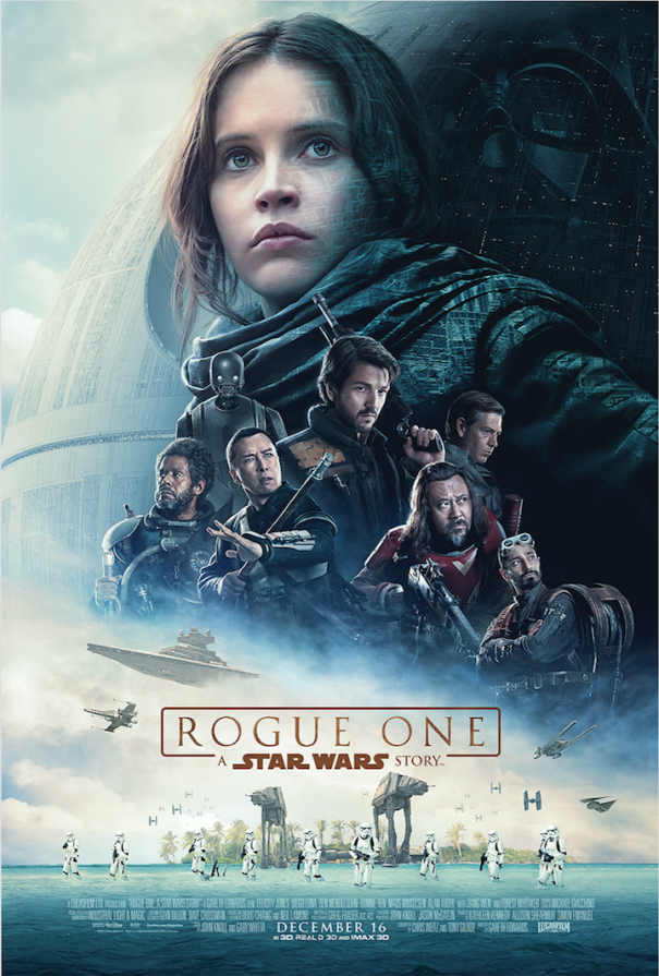 New Rogue One poster and trailer