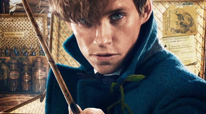 Fantastic Beasts – new character posters
