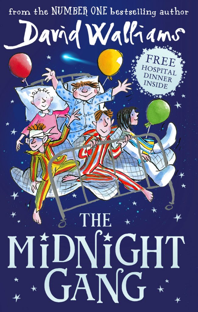 David Walliams and The Midnight Gang