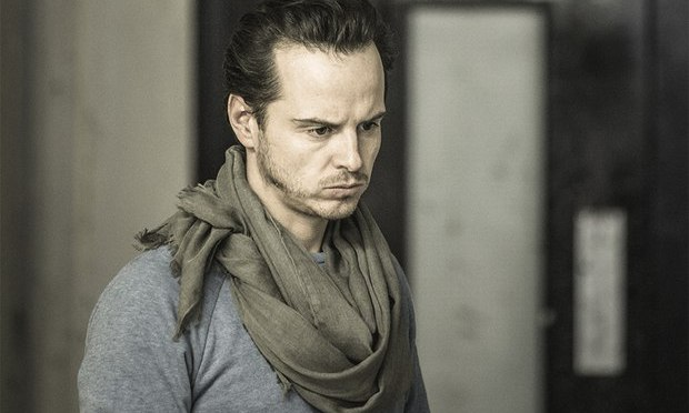 First look: Andrew Scott in Steel County
