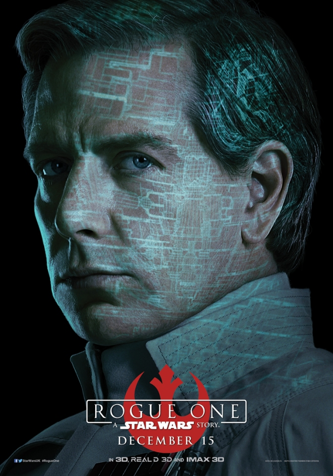 Rogue One – new posters