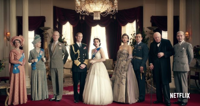 The Crown – new trailer