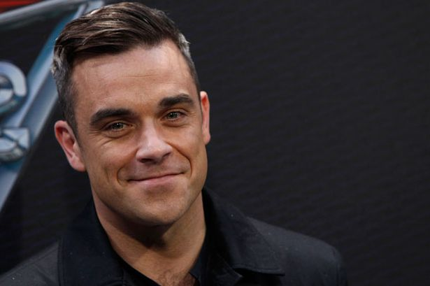 New Robbie Williams biography