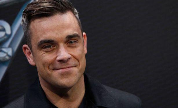 New Robbie Williams biography
