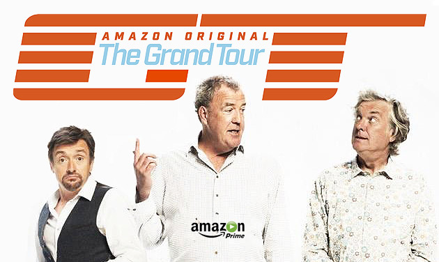 New The Grand Tour trailer
