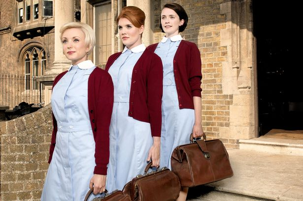 Call the Midwife to continue