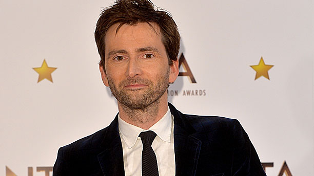 David Tennant is launching a podcast