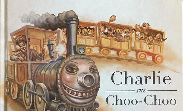 Stephen King pens Charlie the Choo-Choo