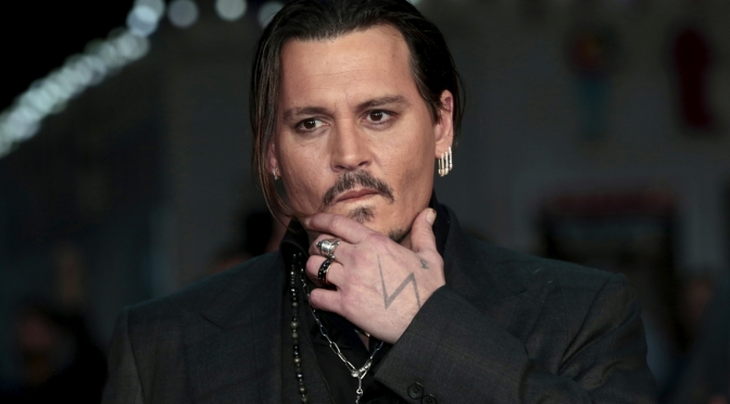 Johnny Depp's Fantastic Beasts character confirmed