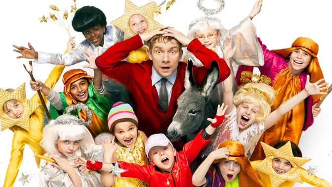 Nativity! set for stage adaptation