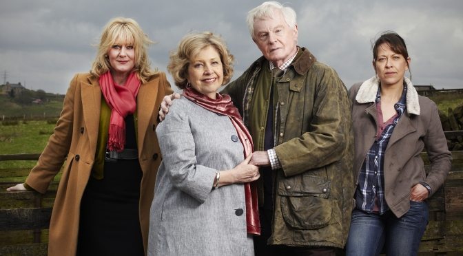 Last Tango in Halifax to return for festive specials