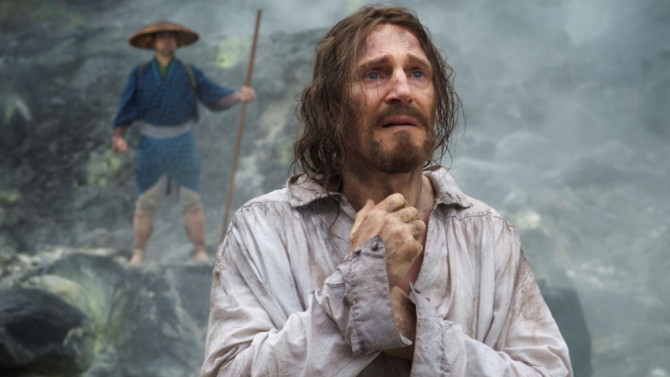 Watch: trailer for Martin Scorsese's Silence