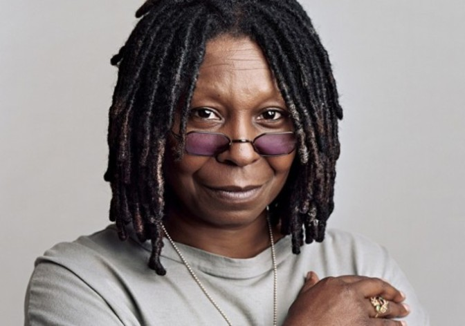 Whoopi Goldberg heads to the London Palladium
