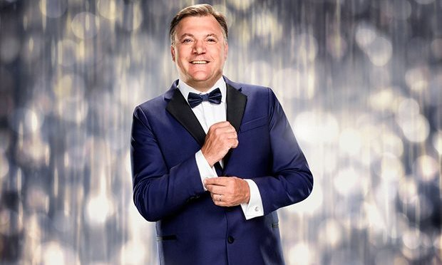 Ed Balls is going to keep dancing