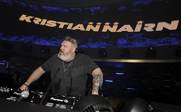 Game of Thrones star to DJ at awards show