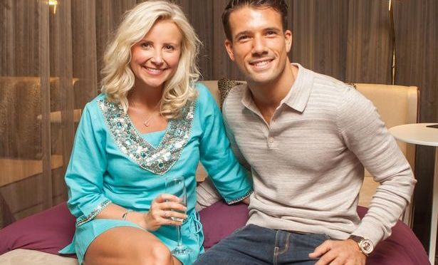 Strictly finalist heads to the stage