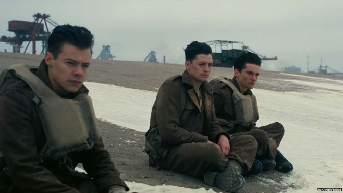 Watch: Dunkirk trailer