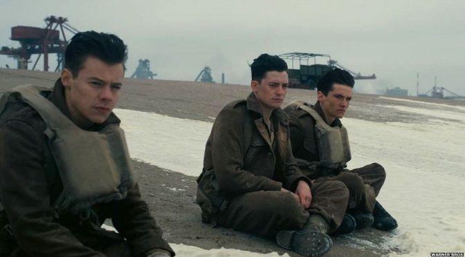 Watch: Dunkirk trailer