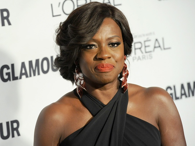 Viola Davis set for double honour