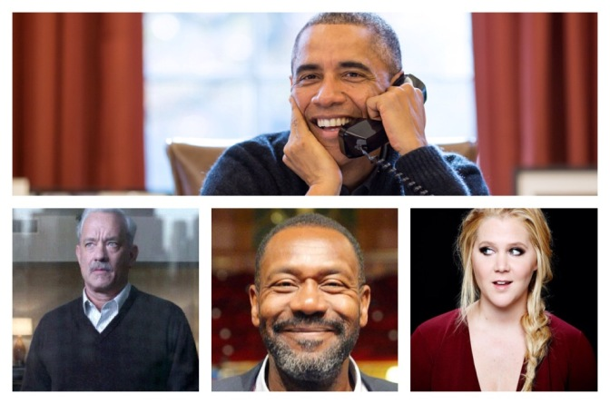 That's A Wrap!: Obama TV, Amy Schumer, Sully and more