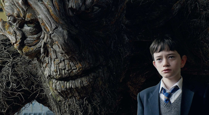 Watch: Liam Neeson reads A Monster Calls