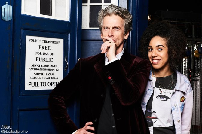 Watch: Doctor Who series 10 teaser