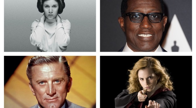 That's A Wrap!: Wesley Snipes, Kirk Douglas, favourite female character…