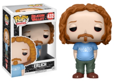 Funko to launch Silicon Valley characters