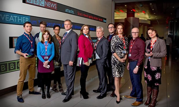 First Look: W1A returns