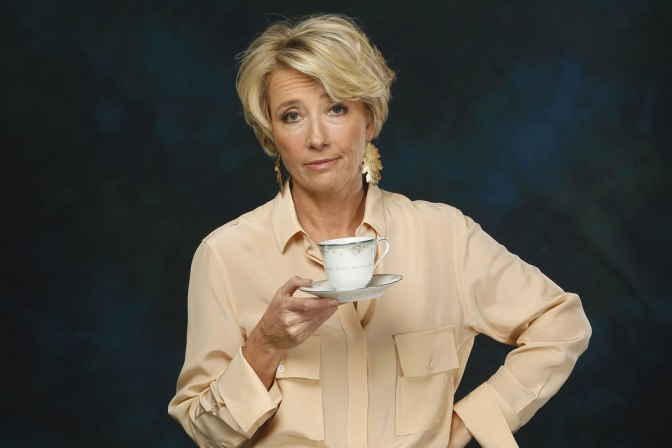 Emma Thompson joins Upstart Crow