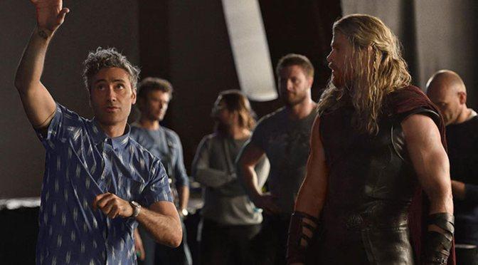 First Look – Thor: Ragnarok