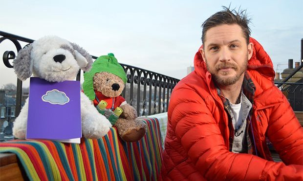 Spend Valentine's Day with Tom Hardy