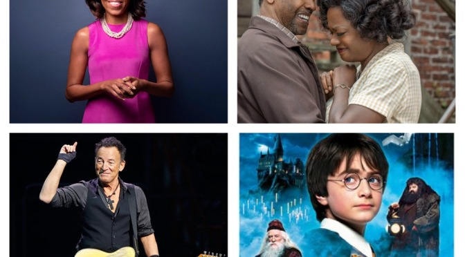 That's A Wrap: Springsteen's Harry Potter song, Fences review and more