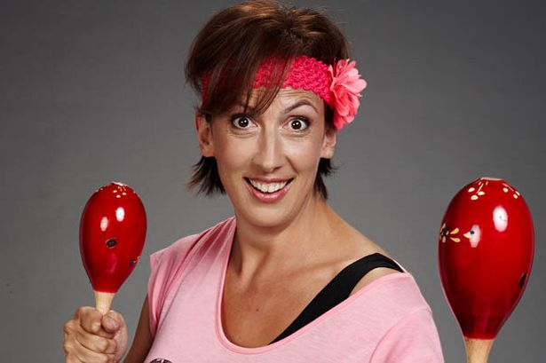 Such fun! Miranda pens book for Comic Relief