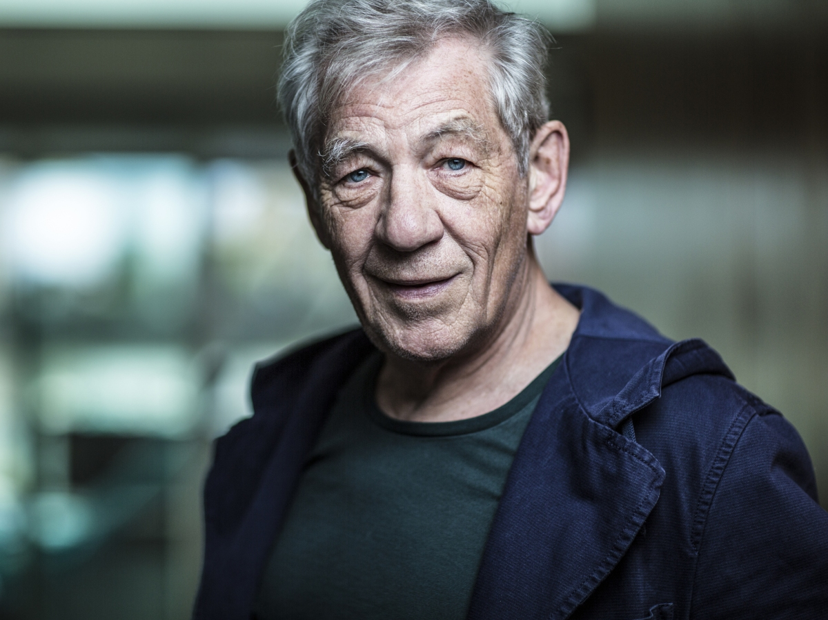 Watch: McKellen: Playing the Part - first clip
