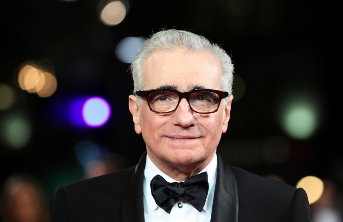 Martin Scorsese to discuss his career