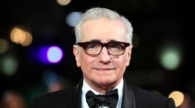 Martin Scorsese to discuss his career