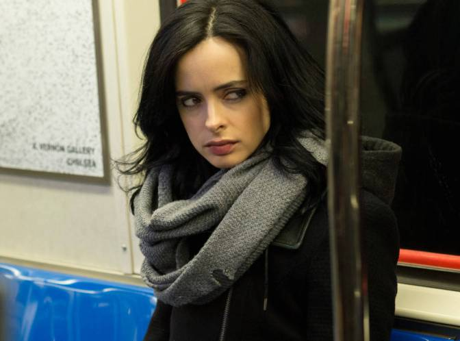 Jessica Jones star pens debut novel