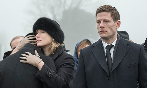 First Look: James Norton in McMafia