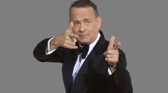 Tom Hanks is writing a book of short stories