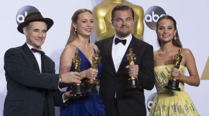 Oscars 2017 – presenters