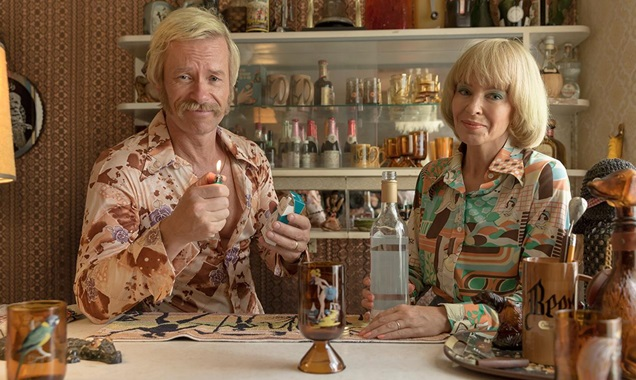First Look: Kylie Minogue and Guy Pearce in Flammable Children