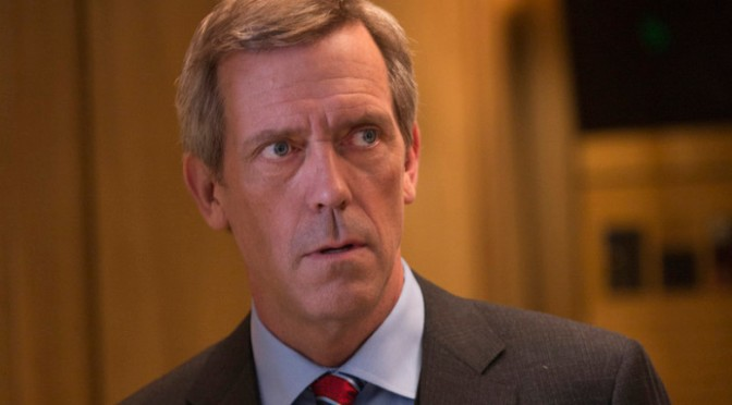 Universal Channel takes a Chance on Hugh Laurie