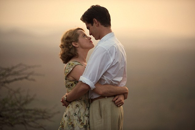 First look: Andrew Garfield and Claire Foy in Breathe