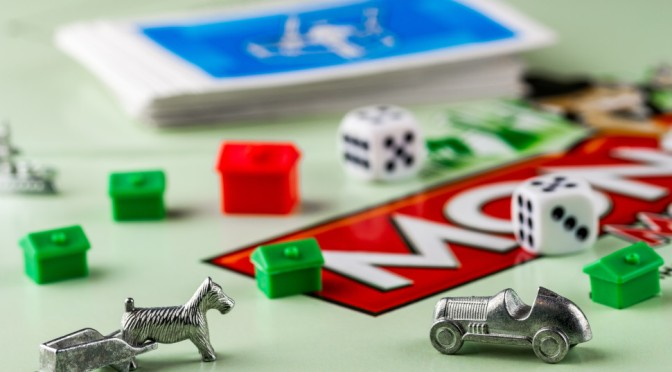 Monopoly's being turned into a musical
