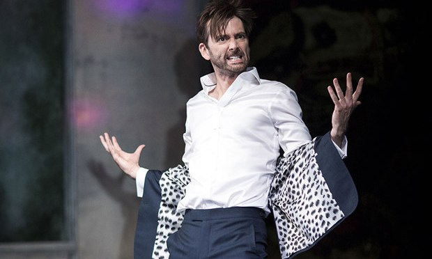 First Look: David Tennant is Don Juan In Soho