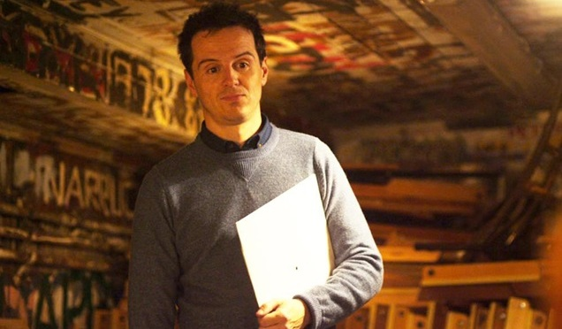 Andrew Scott's Handsome Devil gets a date