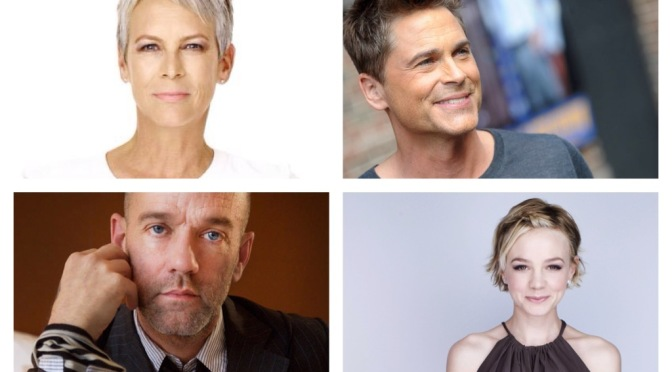 That's A Wrap!: Jamie Lee Curtis, Rob Lowe, Michael Stipe…
