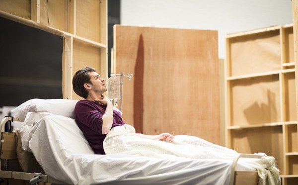 Angels in America – rehearsal photos
