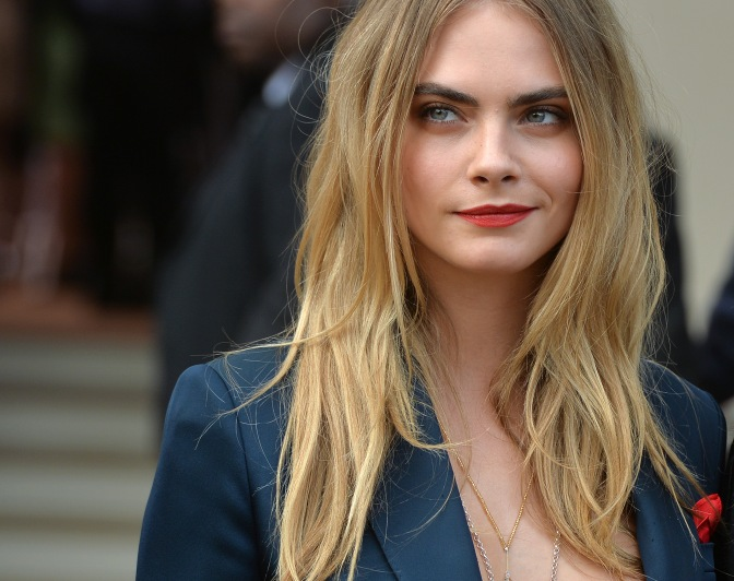 Cara Delevingne turns author